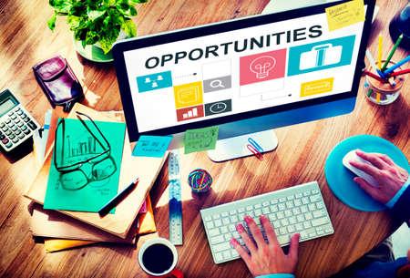 competence: Job Opportunites Motivation Employment Competence Concept