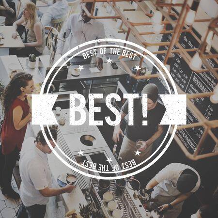 seller: Best Choice Seller Award Finest Certificate Graphic Concept