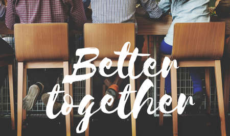 apoyo familiar: Better Together Community Family Support Concept