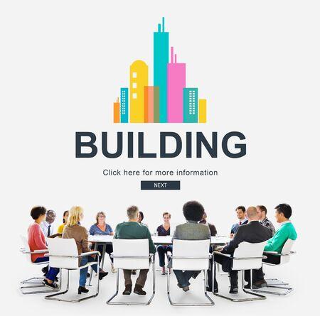 reuniones empresariales: Concepto de edificación residencial Hipoteca Inversión Inmobiliaria