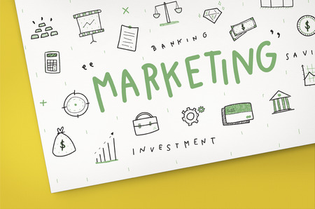 comercial: Marketing Brand Comercial Strategy Business Concept