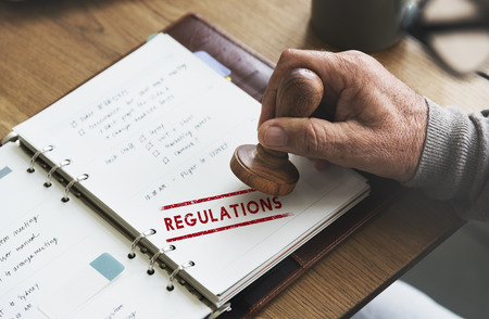 terms: Regulations Conditions Rules Standard Terms Concept