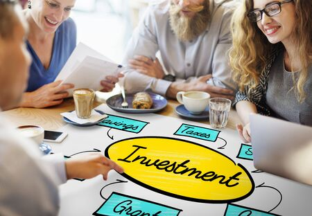 Accounting Assets Finance Money Concept Stock Photo