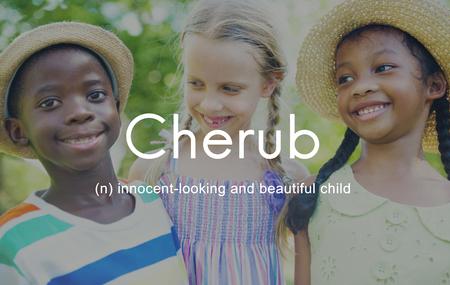 adolescence: La adolescencia Concepto del niño joven querubín Niños Niño