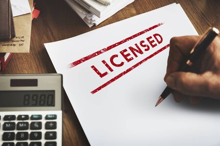dispensation: Licensed Approval Authority Permission Conept