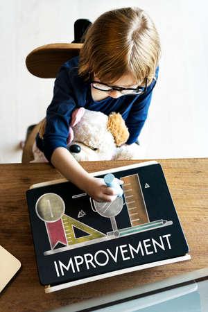 geeky: Improvement Deevlopment Enhance Refine Growth Motivation Concept