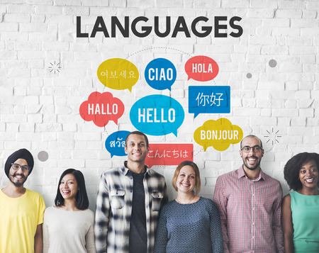 ciao: Multilingual Greetings Languages Concept