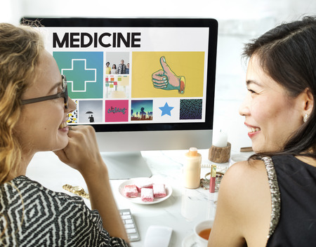 cure: Cross Hospital Treatment Health Cure Browsing Concept
