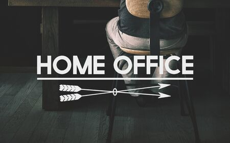 home office: Relax Lifestyle Home Office Concept