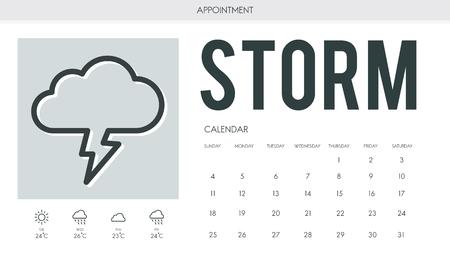 precipitaci�n: Pron�stico del tiempo nublado Informe del Concepto