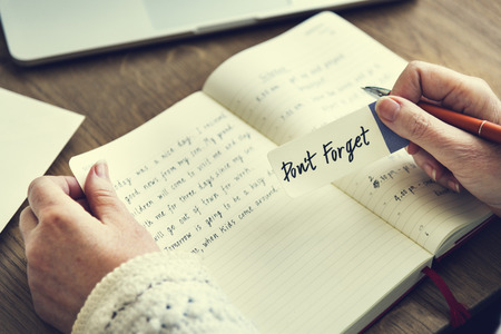 compose: Compose Handwriting Messaging Envelope Reply Concept Stock Photo