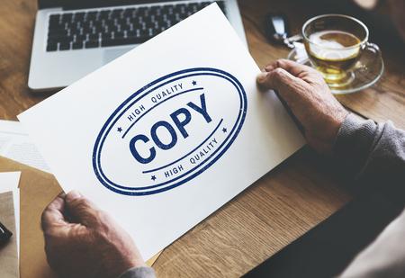 scan paper: Copy Duplicate Print Scan Transcript Counterfoil Concpet