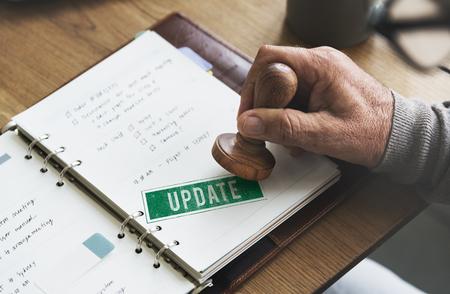 fixed: Desarrollo actualización delantera fija Moderno Mejor Concepto