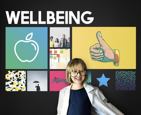 geeky: Apple Nutrition Healthcare Wellbeing Browsing Concept