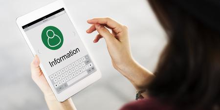 address book: Contact Address Book Communication Information Concept