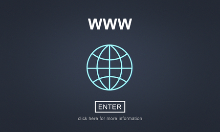 web browser: Web Website WWW Browser Internet Networking Concept