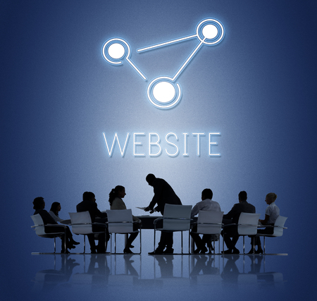 http: HTTP Homepage Internet Online Concept Stock Photo