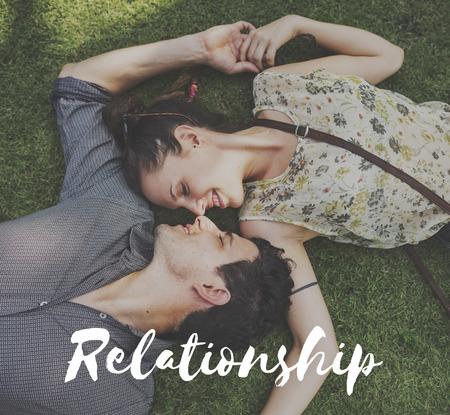 afecto: Amor afecto pasión Pareja Cuidado Concepto Emoción