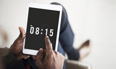digitals: Time Digitals Electronic Timer Concept