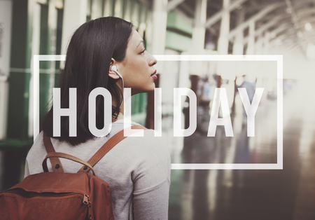 carefree: Holiday Day Off Carefree Relaxation Vacation Concept
