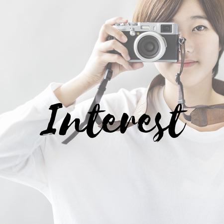 freetime activity: Interest Hobbies Leisure Pastime Activity Concept Stock Photo
