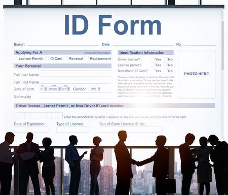 personalidad: Identificación forma del carácter de personalidad concepto de identidad Nombre
