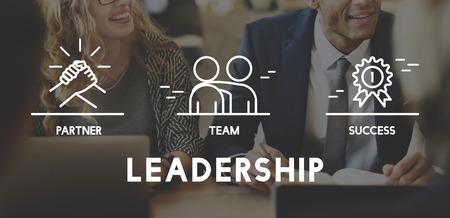 teamwork business: Business Collaboration Teamwork Corporation Concept Stock Photo