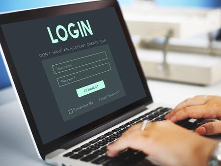 Member Log in Membership Username Password Concept 版權商用圖片