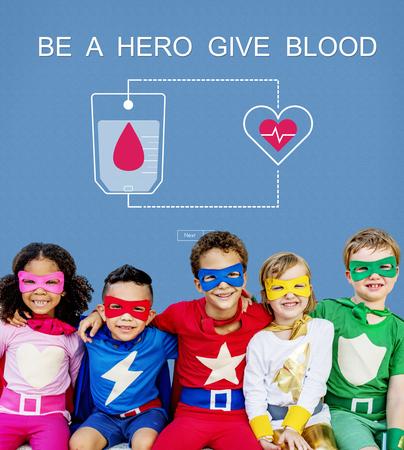 transfusion: Blood Donation Give Life Transfusion Sangre Concept
