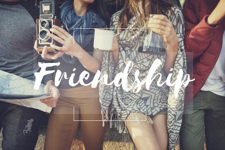companionship: Amigos Comunidad Compa�erismo Concepto del lazo