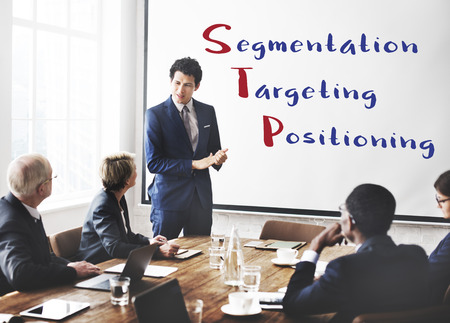 positioning: Segmentation Targeting Positioning Meeting Concept