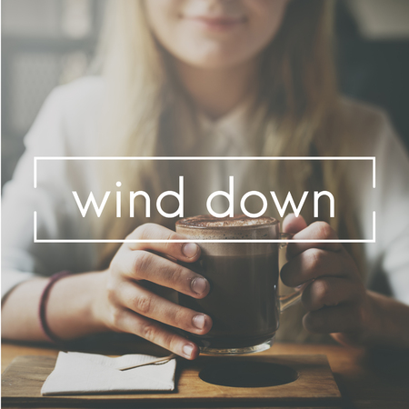 wind down: Wind Down Hurricane Tornado Typhoon Storm Concept