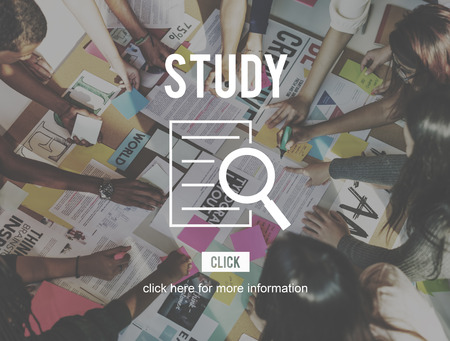 investigation: Study Results Research Investigation Discovery Concept