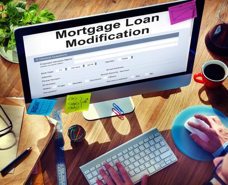 insure: Mortgage Loan Pawn Pledge Refinance Insure Concept