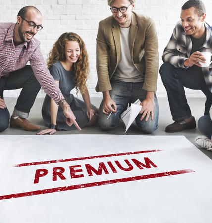 authentic: Approved Authentic Quality Guaranteed Product Concept Stock Photo