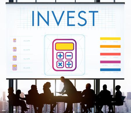 account: Saving Trade Account Commerce Concept