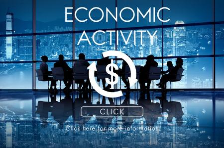 banco mundial: Concepto Ciclo de Economía de la Empresa Financiera