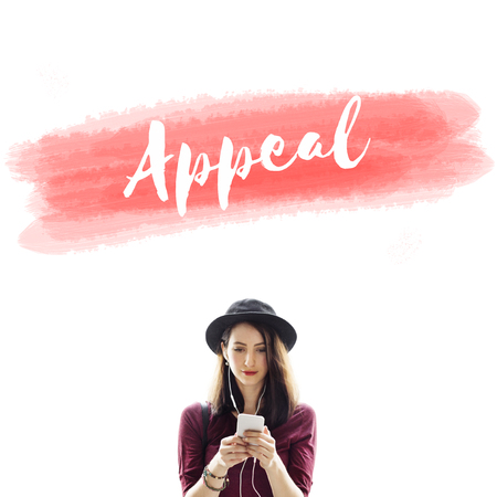 appeal: Appeal Attraction Beauty Fashion Vogue Graphic Concept