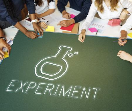 Biologie Sciences Academic Research Concept