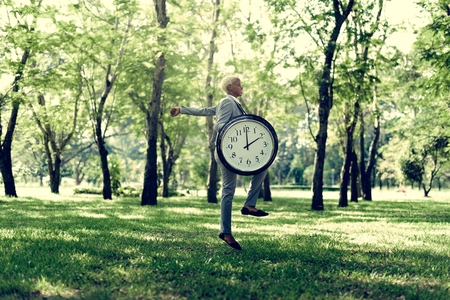 punctual: Alarm Timing Clock Schedule Punctual Time Concept