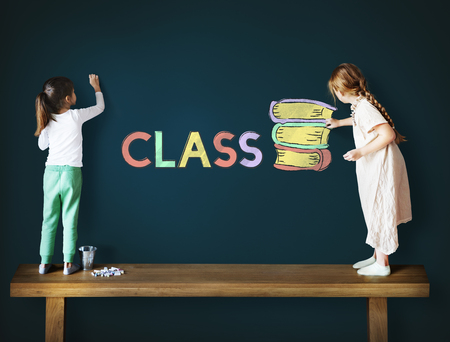 Wisdom Education School Time Academic Concept Stock Photo