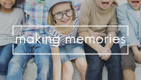 recoger: Making Memories Collect Moments Experience Inspire Concept