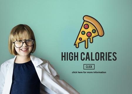 geeky: Calories Junk Food Unhealthy Obesity Concept Stock Photo