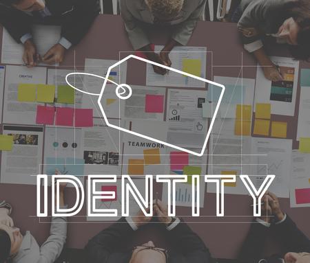 brand identity: Creative Design Brand Identity Marketing Concept
