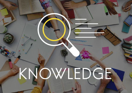 Knowledge Research Results Discovery Concept