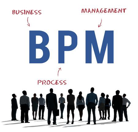 bpm: BPM Business Company Strategy Marketing Concept