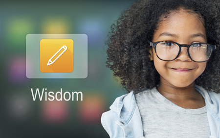 nerdy: Pencil Icon Online Education Learning Graphic Concept