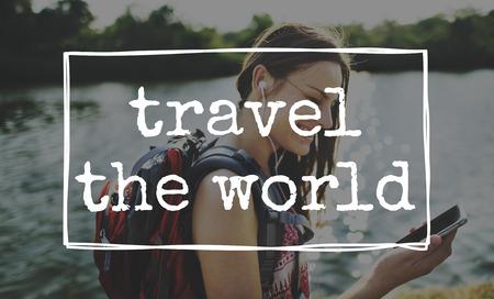 escape: Discover Escape Yolo Travel Concept