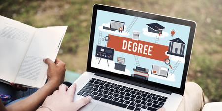 expertise: Degree Diploma Bachelor Master Expertise Wisdom Concept