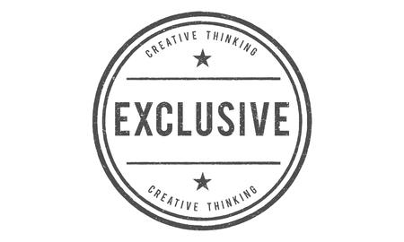 exclusive: Exclusive Confidential Private Solitude Graphic Concept
